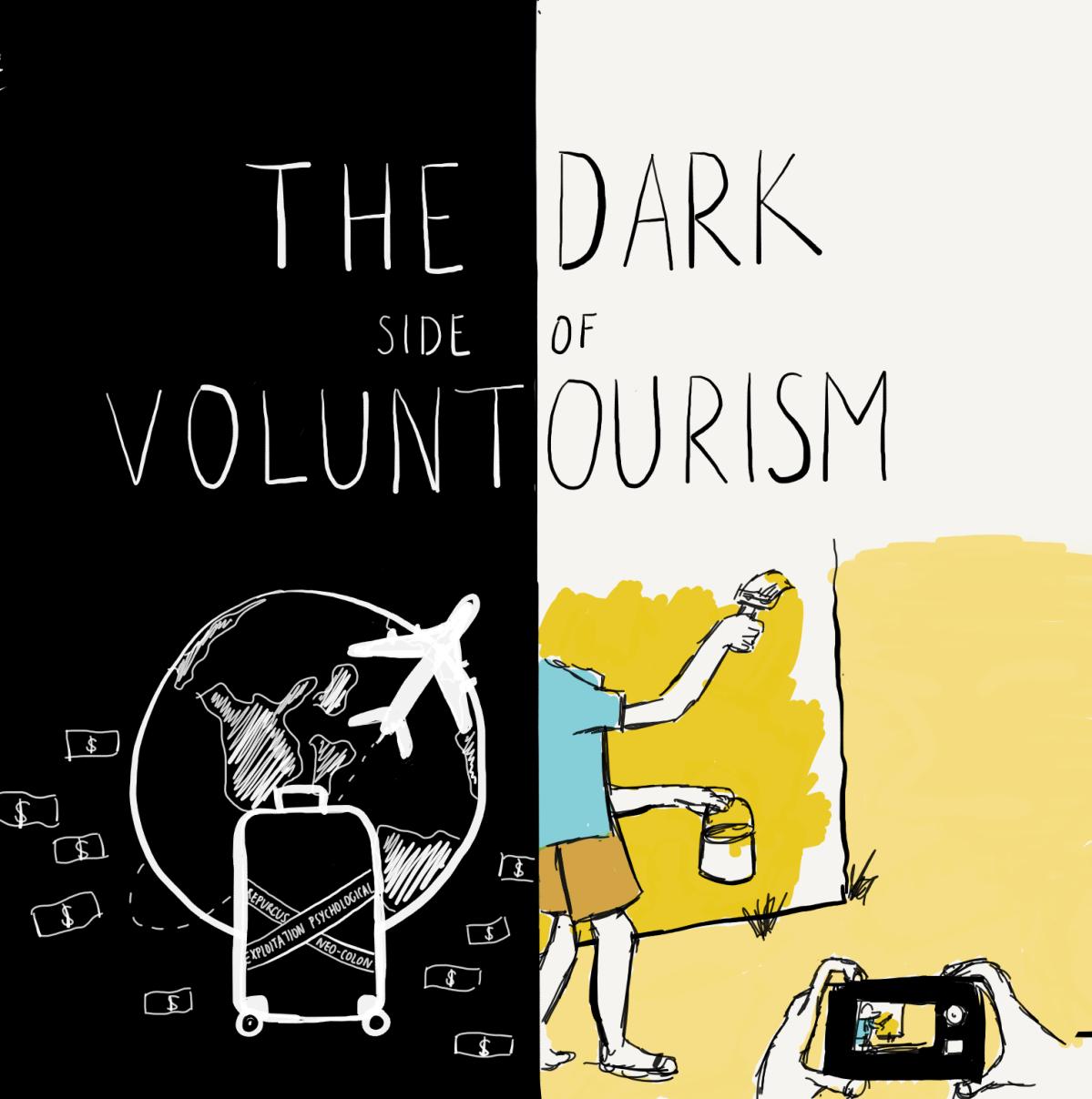 The dark side ofvoluntourism.