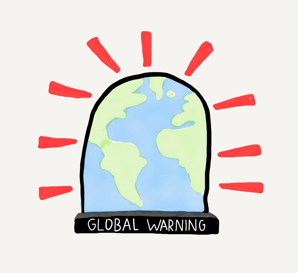 Global Warning.